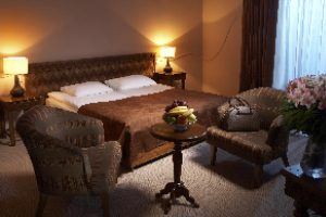 Hotel room night version